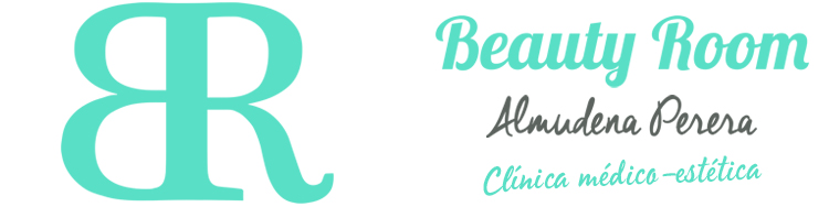 logo beauty room by almudena perera